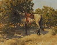 at rest by harvey william (bud) johnson