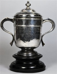 trophy cup by meriden brittania (co.)