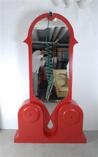 frisiertisch randez-vous (design by nazareno noya) by alchimia
