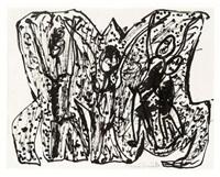 quatre figures by rené guiette