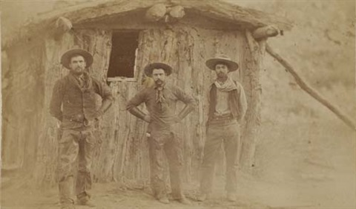 cowboys 6 others 7 boudoir cards by mcarthur cullen ragsdale
