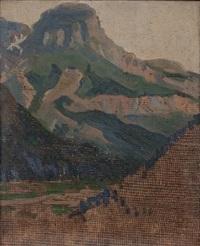 switzerland by clément (joseph charles louis) sénèque