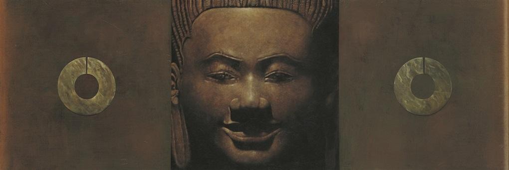 buddha by ahmad zakii anwar