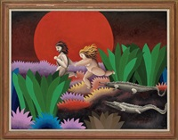 crocodiles in tears want to eat jane by willy aractinguy