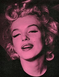 marilyn hope by russell young