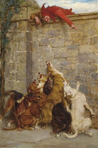aggravation by briton riviere