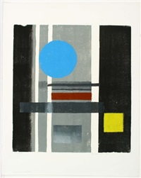 circle and square by werner drewes