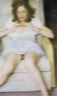 untitled (nude) by thomas ruff