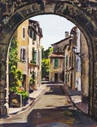 through the arch by gerhard batha
