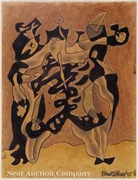 the dancer by paul ninas
