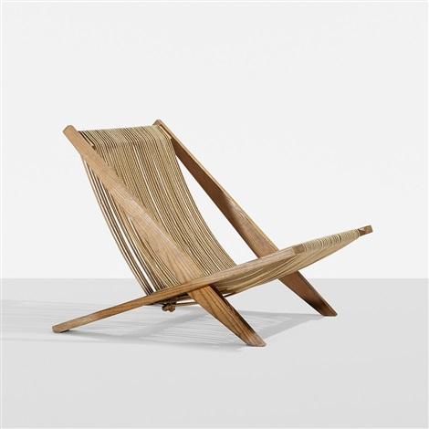 Snedkerier Lounge Chair By Jørgen Høj And Poul Kjaerholm