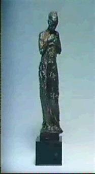 staende kvinna by charles auffret