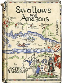 swallows & amazons by steven spurrier