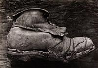 la scarpa dal museo guatelli, ozzamo taro, parme by enzo ragazzini