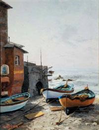 boccadasse by g. arigliano