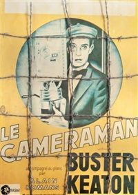 le cameraman by serge oldenburg iii