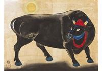 black cow by hitoshi komatsu