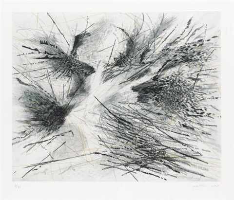 fracture by julie mehretu
