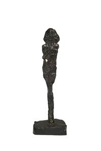 figurine by alberto giacometti