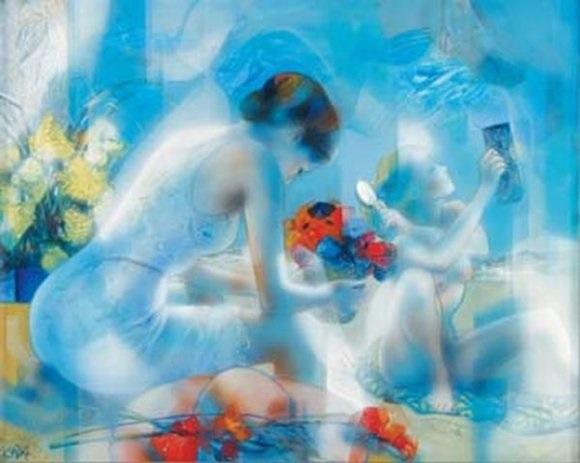 brise bleutée by jean baptiste valadie