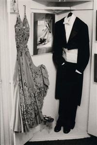 dress + suit (for nancy) by zoe leonard