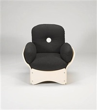 lounge chair by max clendinning