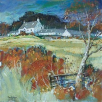 farm steading, kilmacolm by charles anderson
