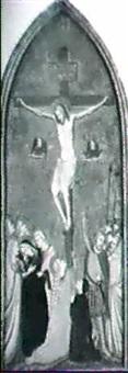 the crucifixion by bernardo daddi