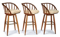 barstools (3) by roger sprunger