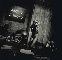 art is a word, paris, november by bettina rheims