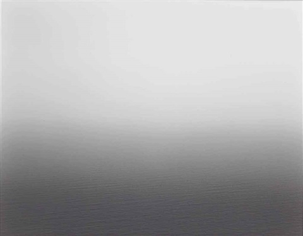 aegean sea pillion by hiroshi sugimoto
