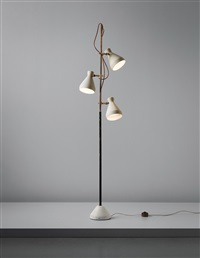 rare floor lamp by gino sarfatti