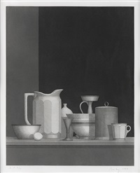 still life by william h. bailey
