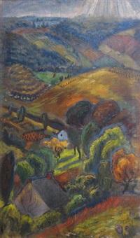 landscape by alice whitten lindborg