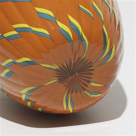 calabash vase by james carpenter