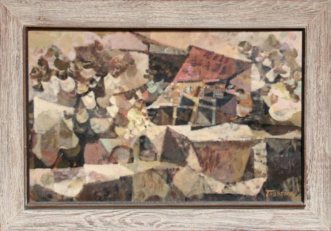 landscape by romeo v tabuena