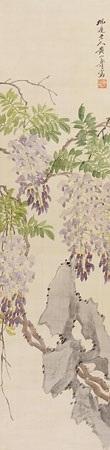 花卉 by huang shanshou