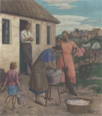 washing day by d. scott