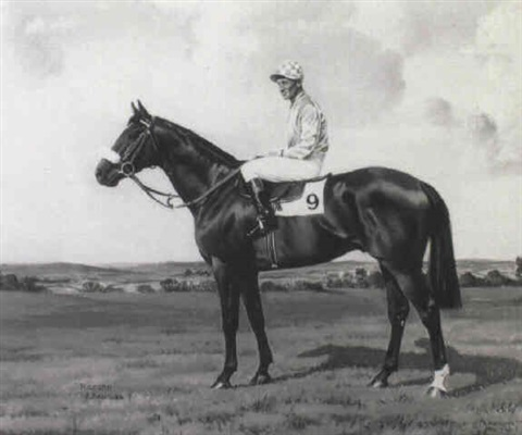 reform with jockey a breasley up london cry by richard anscomb