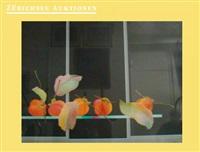 stillleben mit früchten by pierre garcia fons