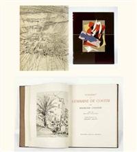 portrait de germaine de coster (bk w/ 26 works, frontispice; text by r. cogniat) by germaine marguerite de coster