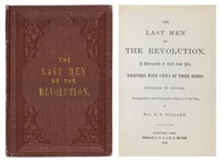 the last men of the revolution (bk w/12 works, 8to) by e.b. hilliard