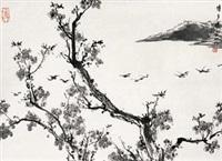 博多湾 by ya ming