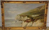 white cliffs of dover by james clarke hook