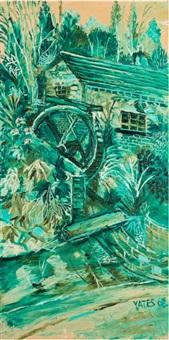 waterwheel by fred yates