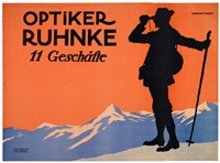 optiker ruhnke by hans lindenstaedt