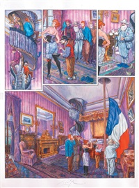 le cabaret des muses 3 by gradimir smudja