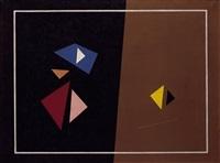 composition no. 141 by friedrich vordemberge-gildewart