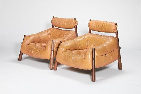 Tremendous Brazilian Lounge Chair Another Pair By Percival Lafer On Artnet Ibusinesslaw Wood Chair Design Ideas Ibusinesslaworg