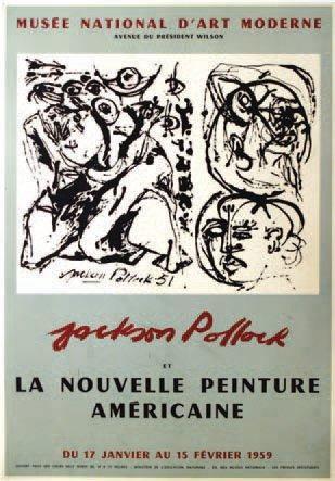 sans titre by jackson pollock